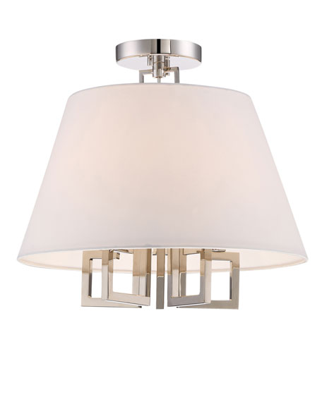 Crystorama Libby Langdon 5-Light Chandelier