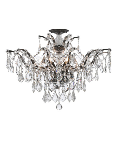 SWAROVSKI Filmore 6-Light Chandelier