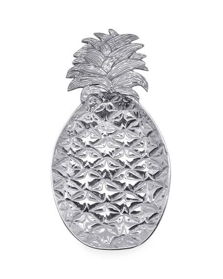 Mariposa Large Pineapple Platter