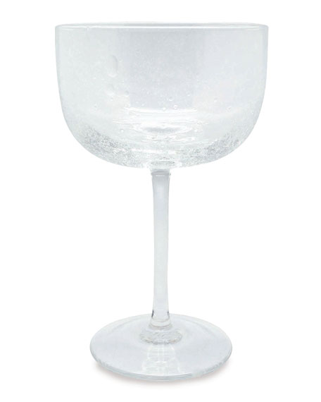 Mariposa Bellini Clear Champagne Coupe