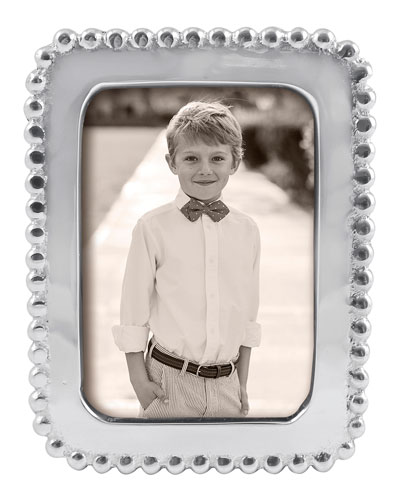 Beaded Picture Frame   2 x 3