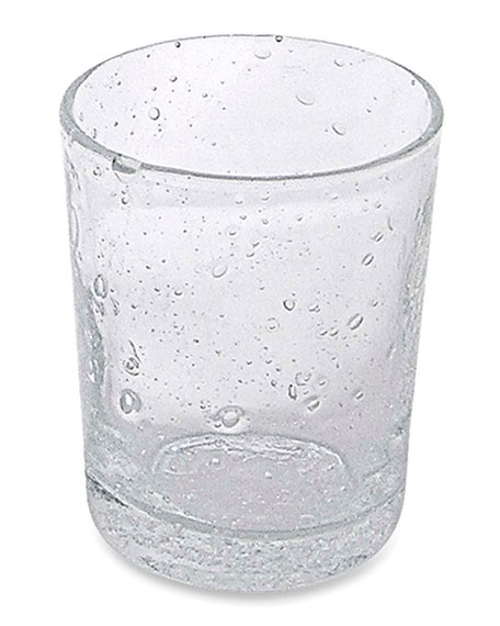 Mariposa Bellini Double Old-Fashioned Glasses, Set of 4