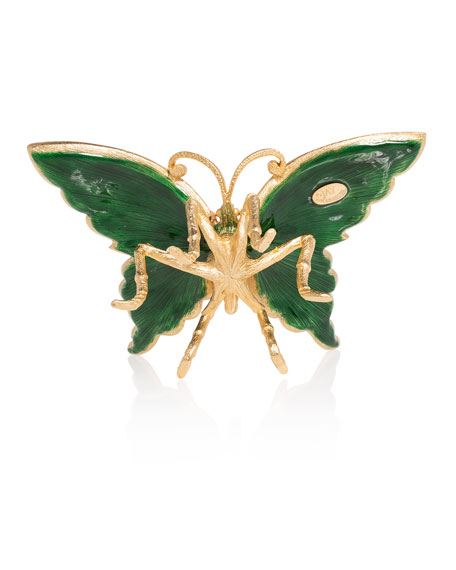 Jay Strongwater Medium Butterfly Figurine