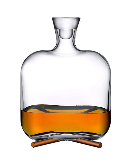 NUDE Camp Whiskey Carafe