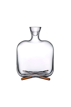 NUDE Camp Whiskey Carafe