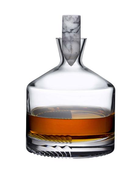 NUDE Alba Whiskey Carafe