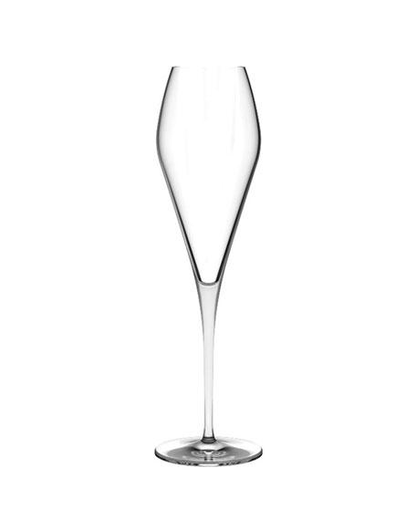 NUDE Fantasy Champagne Glasses, Set of 2