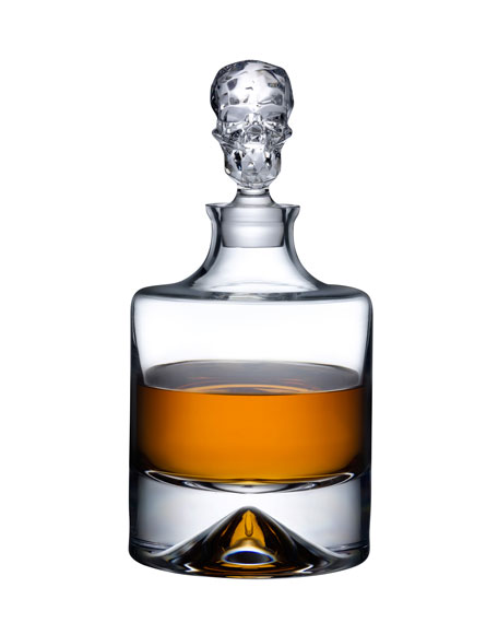 NUDE Shade Whiskey Carafe