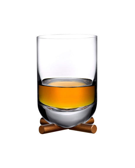 NUDE Camp Large Whiskey Glass