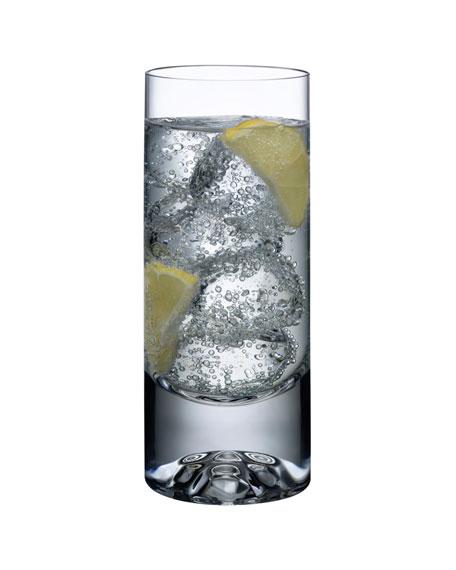 NUDE Shade Highball Glasses, Set of 4
