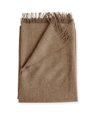 c02a790497c Luxury Blankets & Throws at Neiman Marcus