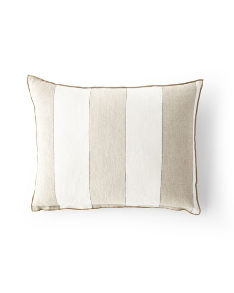 Designers Guild Brera Gessato Natural Pillow