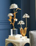 Image 2 of 2: John-Richard Collection Allium Moly in Porcelain