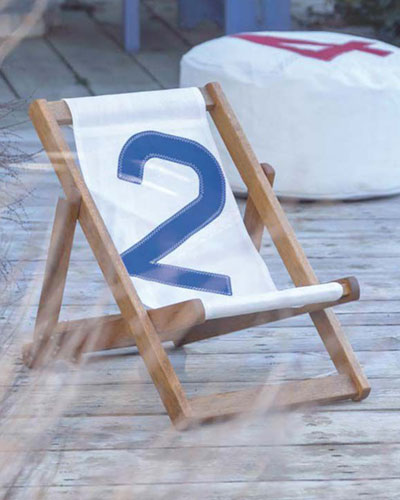 Child's Mini Deck Chair