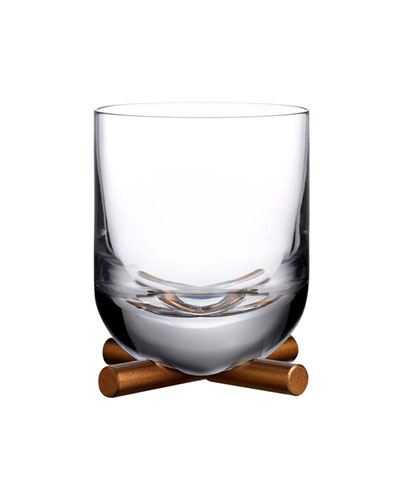 Camp Whiskey Glass