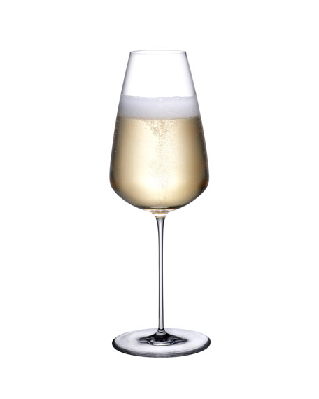 Image 2 of 2: NUDE Stem Zero Stemware Ion Shielding Champagne Grand Cru Glass