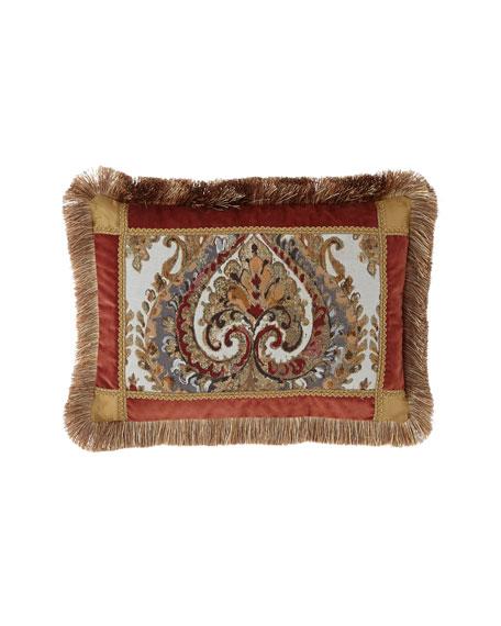 Austin Horn Collection Ainsley Boudoir Pillow