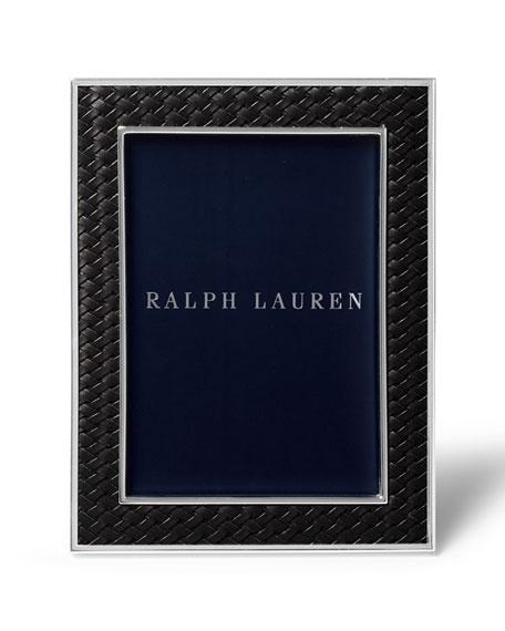 "Ralph Lauren Brockton Frame, 5"" x 7"""
