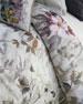 Designers Guild Fresco Fiore Platinum Queen Duvet