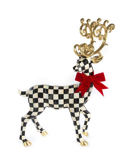 MacKenzie-Childs Westminster Standing Deer