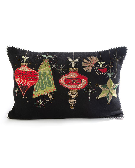 MacKenzie-Childs Bedford Falls Lumbar Pillow