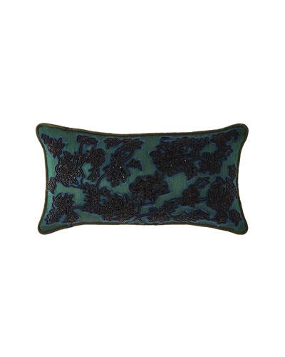 Lillith Lace Lumbar Pillow