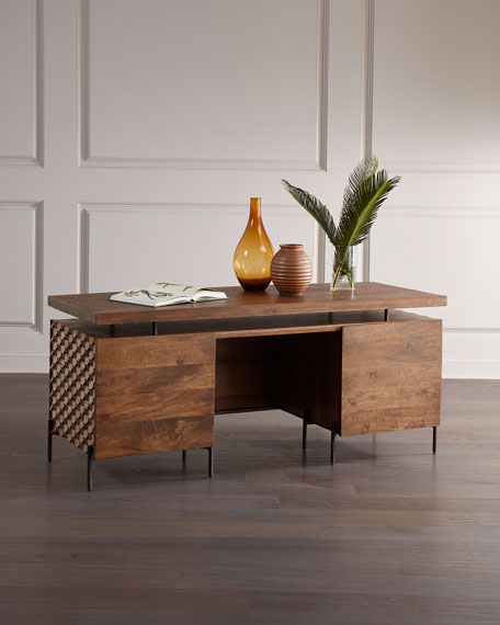 Marley Executive Desk