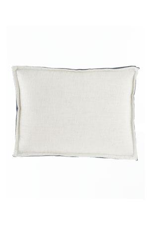 """Sherry Kline Home Mallory Box Pillow, 13"""" x 18"""""""