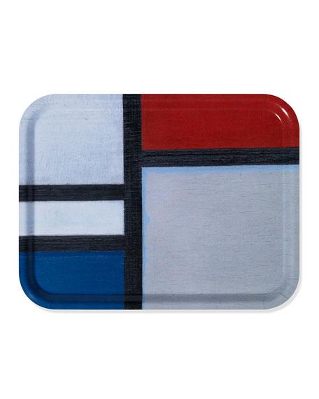 MoMA Mondrian Tray