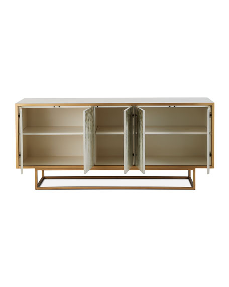 John-Richard Collection Ide Hill 5-Door Console