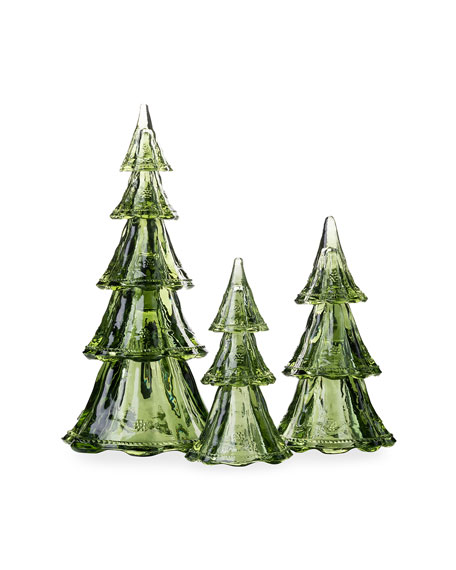 Juliska Christmas Tree Display Bundle in Clear
