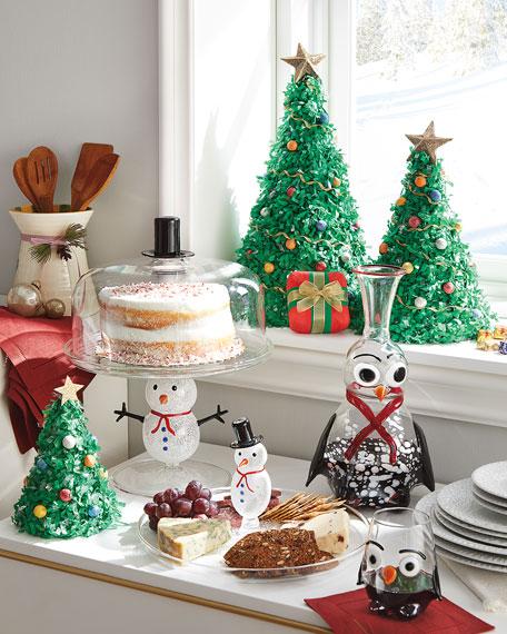 TOPS Malibu Inc. Tabletop Extra-Large Unfilled Christmas Tree Pinata