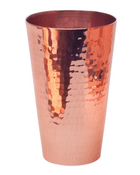 Sertodo Copper Ice Tea Cup/Vase, 18 oz.