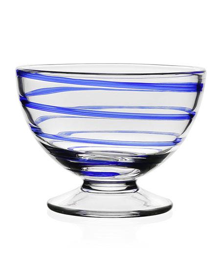 William Yeoward Bella Blue Nut Bowl