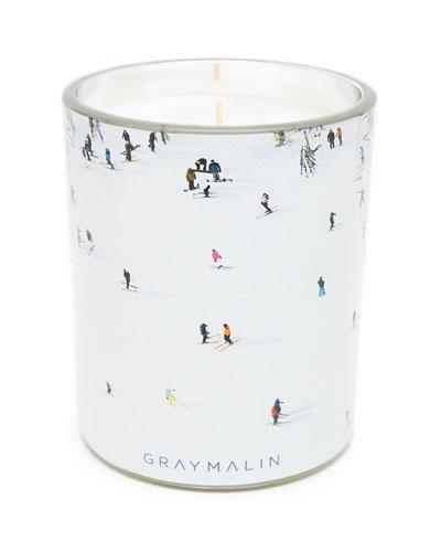 The Ski Candle