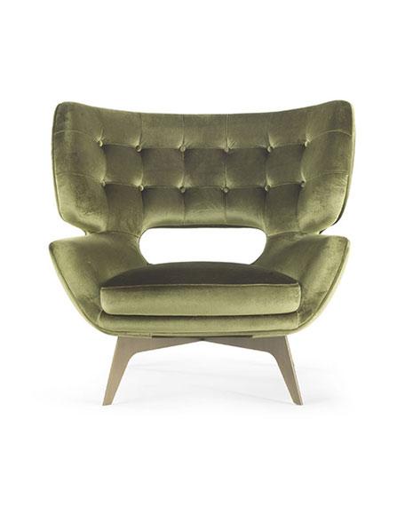 Roberto Cavalli MacLaine Chair