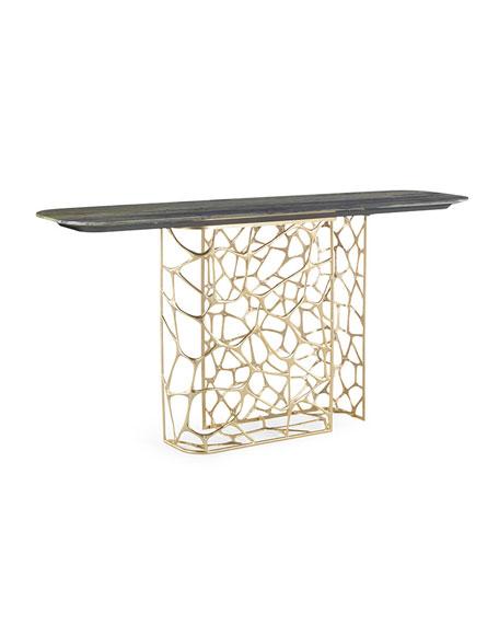 Roberto Cavalli Sioraf Console Table