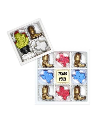 Texas Sweets Chocolate Bundle