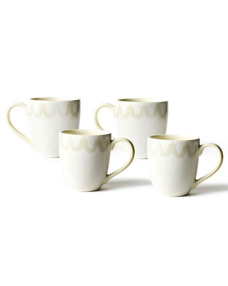 Coton Colors Arabesque Trim Mug