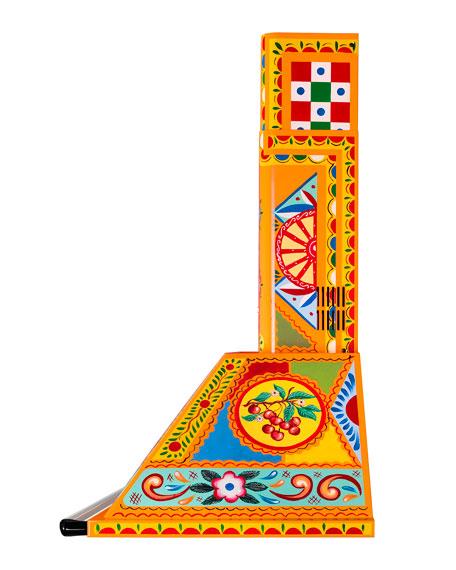 Smeg Dolce Gabbana x SMEG Carretto Hood