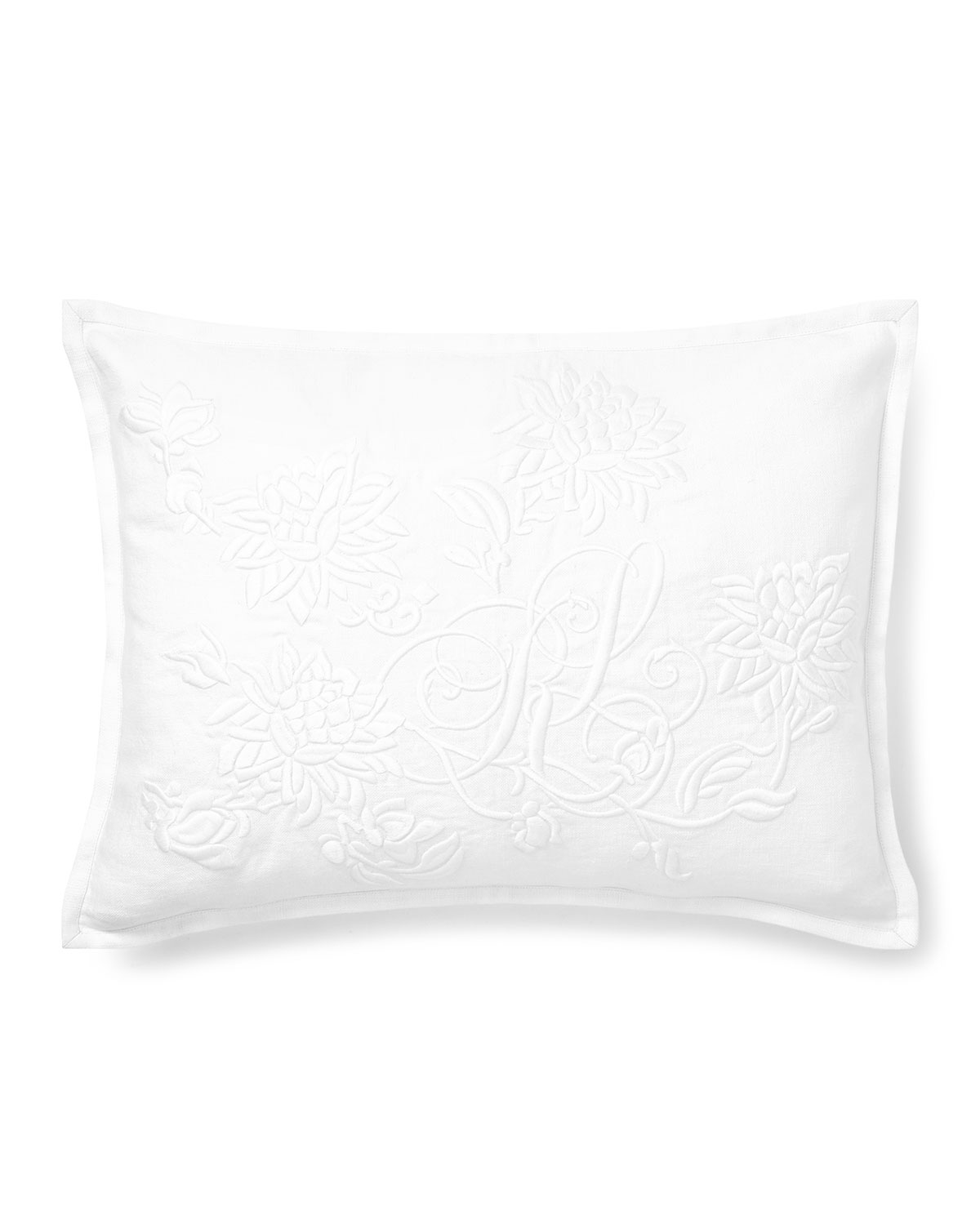 Ralph Lauren Home Watney Decorative Pillow