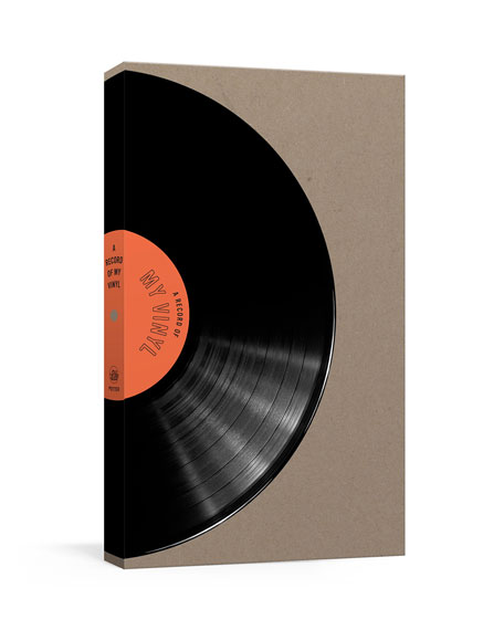 "Penguin Random House ""A Record of My Vinyl"" Book"