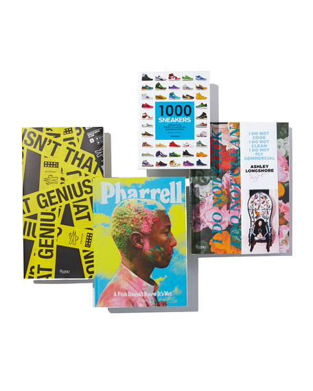 """Penguin Random House """"Pharrell: A Fish Doesn't Know It's Wet"""" Book"""