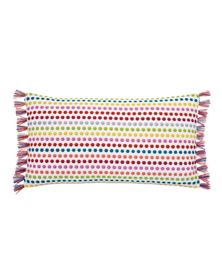 Eastern Accents Paloma Bolster Pillow