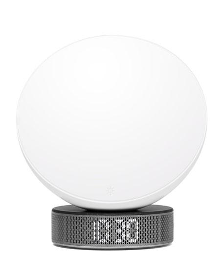 Lexon Design Miami Sunrise Simulator Light Alarm Clock