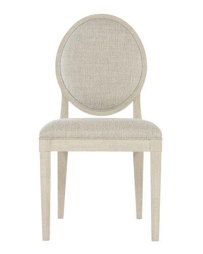 East Hampton Oval Back Side Chair