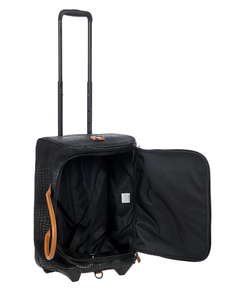 "Image 2 of 3: Bric's My Safari 21"" Carry-On Rolling Duffle"