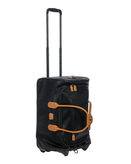 "Image 1 of 3: Bric's My Safari 21"" Carry-On Rolling Duffle"