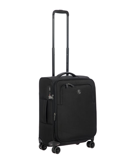 "Image 3 of 3: Bric's Zeus 21"" Carry-On Expandable Spinner Luggage"