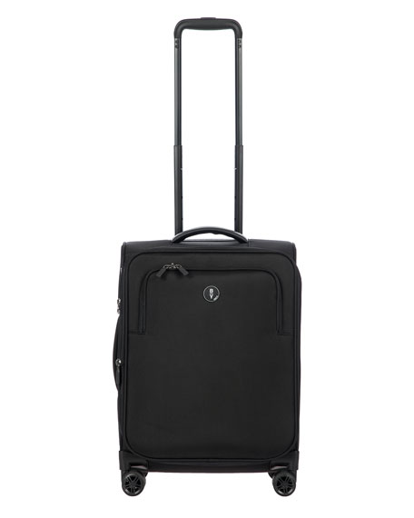 "Image 1 of 3: Bric's Zeus 21"" Carry-On Expandable Spinner Luggage"